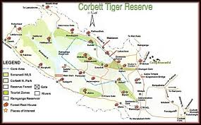 Safari Zones In Corbett National Park Wwwcorbettparkcom